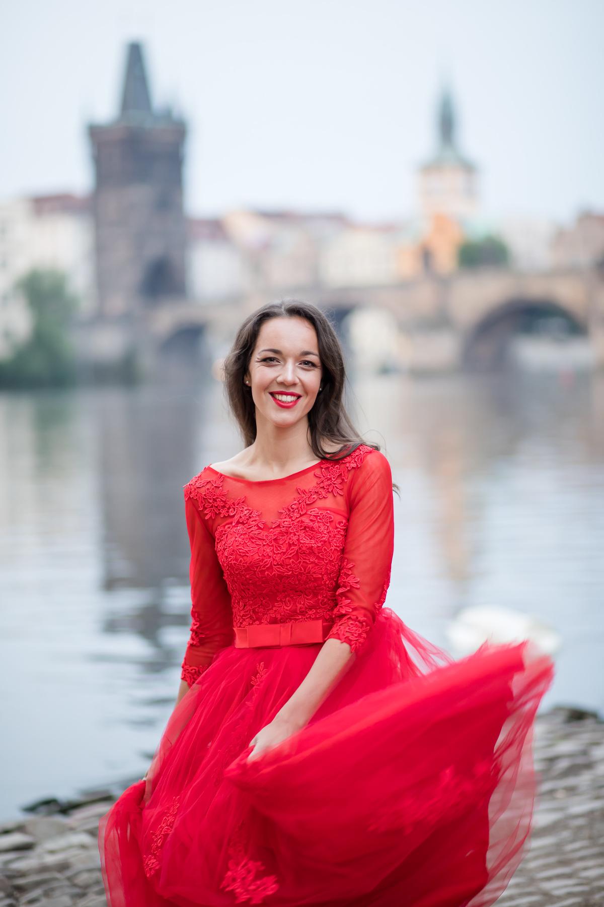Portretni foceni v Praze
